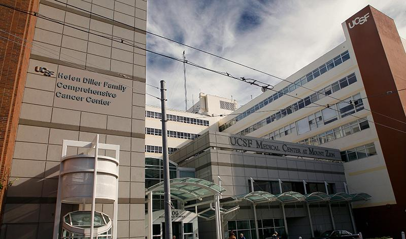 UCSF Medical Center at Mount Zion